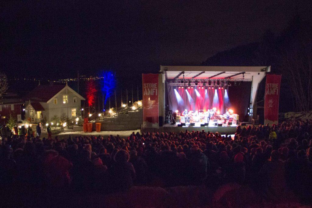 Konsert med Odd Nordstoga på Portåsen